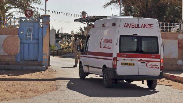 Ambulance in Algeria - Sputnik International
