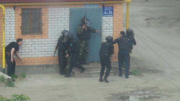 At Least 2 Killed, Over 20 Wounded in Kazakhstan's Aktobe Shooting - Sputnik International