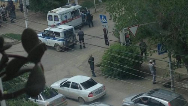 Attacks in Aktobe - Sputnik International