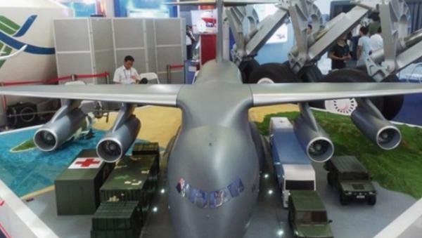 A model of the Xian Y-20 - Sputnik International