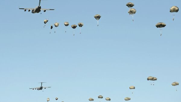 NATO's Anaconda-16 War Games in Poland - Sputnik International