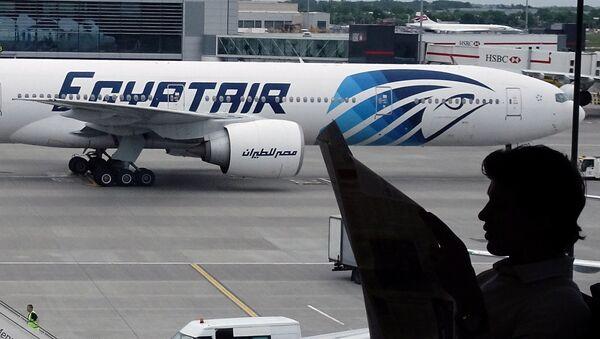 EgyptAir plane (file) - Sputnik International