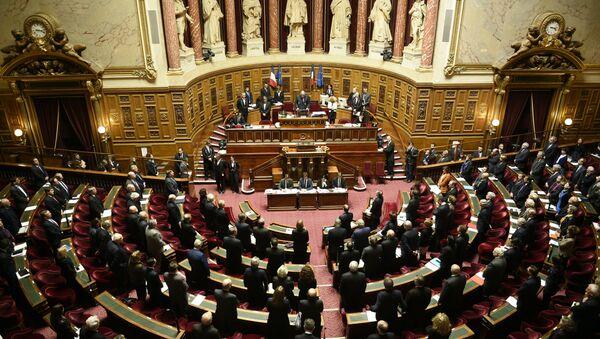 French Senate. (File) - Sputnik International