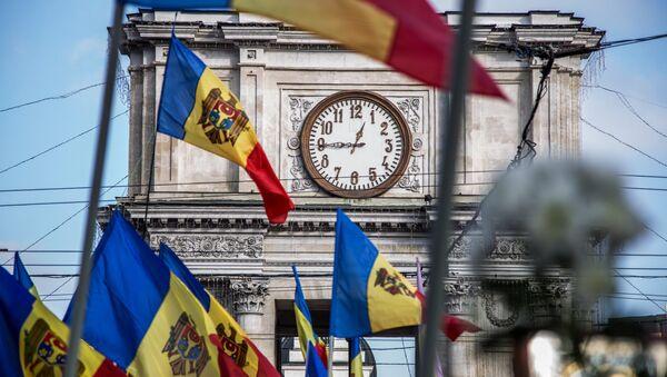 Protest rallies in Moldova - Sputnik International