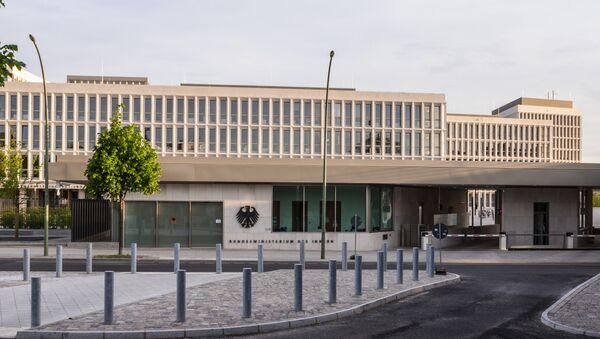 Federal Ministry of the Interior (Germany) - Sputnik International
