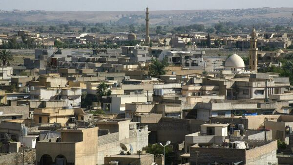 A general view of a district in the city of Mosul. (File) - Sputnik International