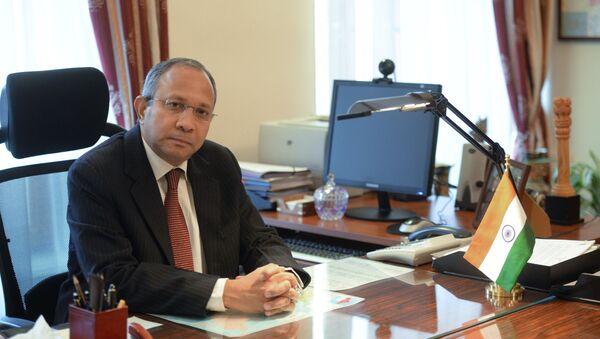Pankaj Saran, a new ambassador of India to Russia. (File) - Sputnik International