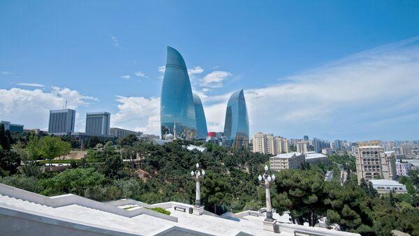 Cities of the world. Baku - Sputnik International