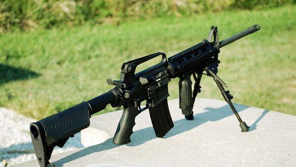 AR-15 - Sputnik International