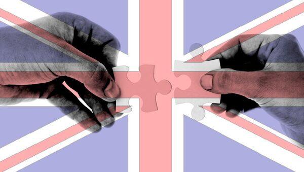 Divided Britain - Sputnik International