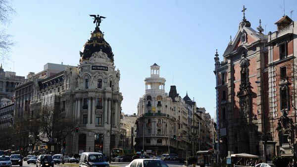 Countries of the world. Spain. Madrid - Sputnik International