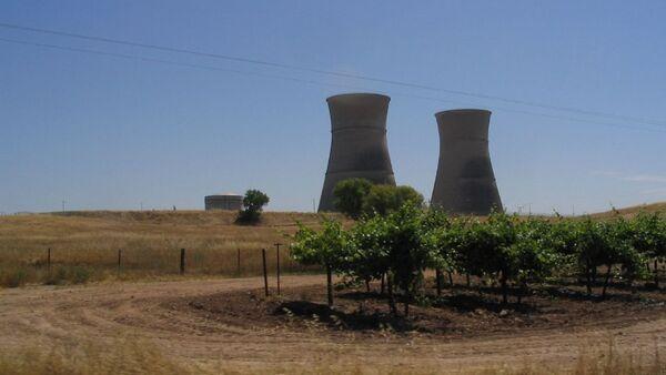 Decommissioned Rancho Seco Nuclear Power Plant Southeast of Sacramento, California - Sputnik International