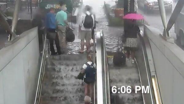 Cleveland Park Flooding - Sputnik International