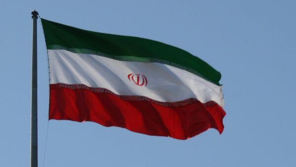 Iranian flag - Sputnik International