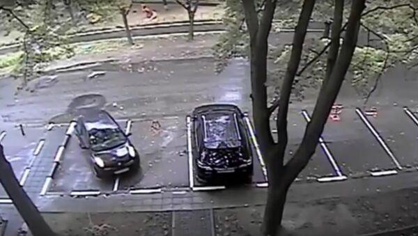 Parking Failure - Sputnik International