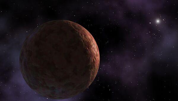 Artist's conception of planet-like object Sedna - Sputnik International