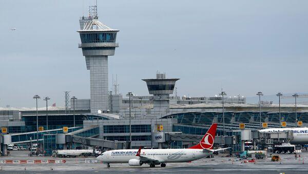 Ataturk International Airport - Sputnik International