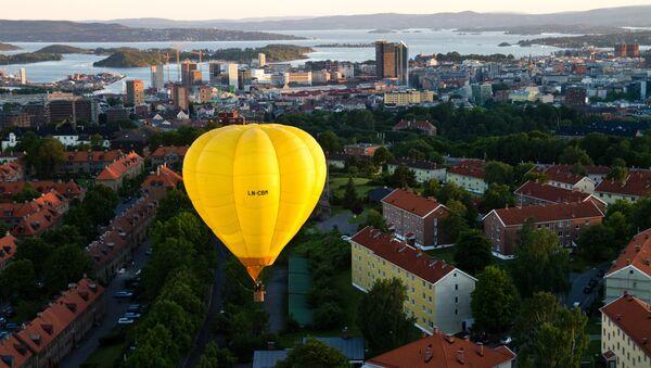 City of Oslo - Sputnik International