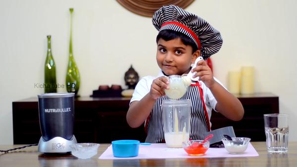 Orange Milk Shake Ikicha tube | Little chef recipe - Sputnik International