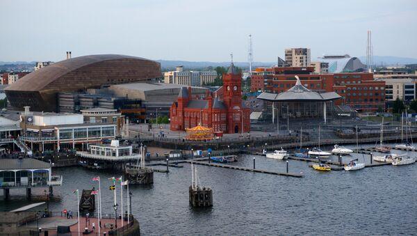 Cardiff view - Sputnik International
