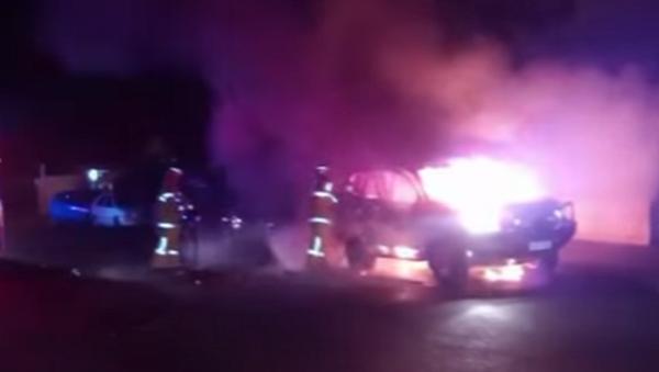 Australian Mosque Firebombed While Hundreds Prayed Inside - Sputnik International
