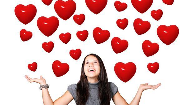 Spreading love - Sputnik International