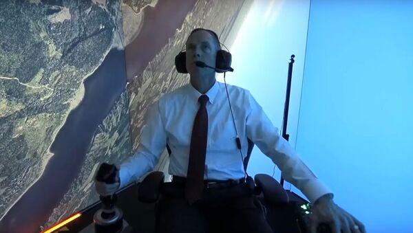 New Artificial Intelligence Beats Tactical Experts in Combat Simulation - Sputnik International