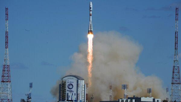 First launch at Vostochny Space Center. (File) - Sputnik International