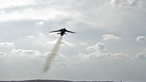 A MiG-23 aircraft of the Syrian Air Force - Sputnik International