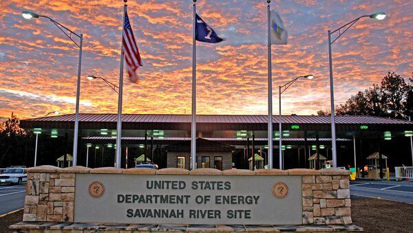Savannah River Site - Sputnik International