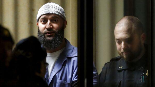 'Serial' Star Adnan Syed Granted New Trial by Baltimore Judge - Sputnik International