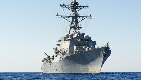 USS Gravely (DDG 107) - Sputnik International