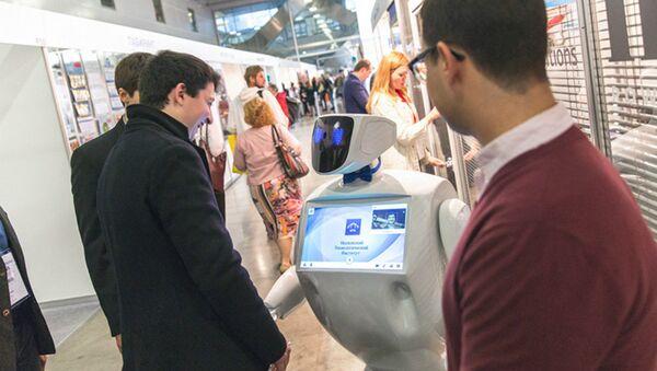 Alan Tim Robot - Sputnik International