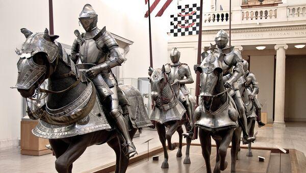 Mounted knights - Sputnik International