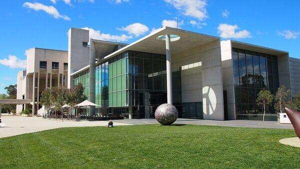 The National Gallery of Australia - Sputnik International