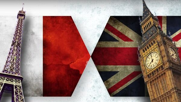 France , UK - Sputnik International