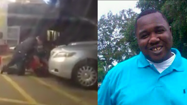 WATCH: Camera Captures Alton Sterling Shooting After Cops' Body Cameras Fell Off - Sputnik International