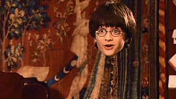 Invisibility Cloak,  Harry Potter and the Philosopher's Stone - Sputnik International