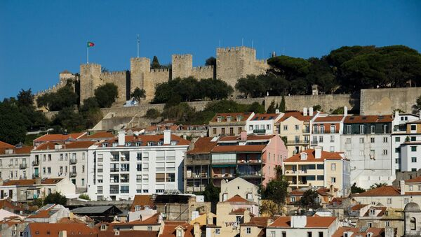 Lisbon - View from St. Eugenia - Sputnik International