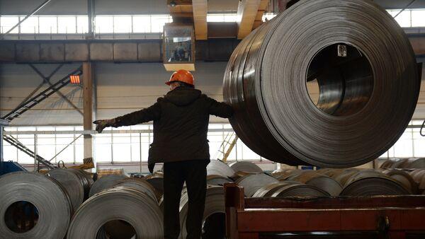 Tagil Steel industrial steel holding - Sputnik International