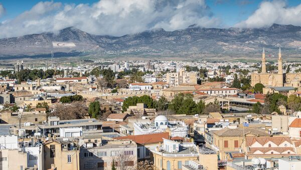 Nicosia City View - The Capital of Cyprus and Northern Part. - Sputnik International