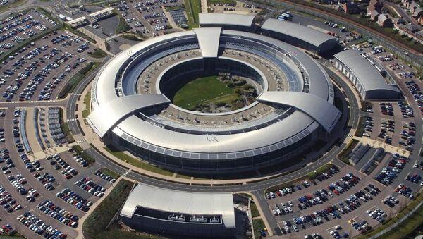 GCHQ Building at Cheltenham - Sputnik International