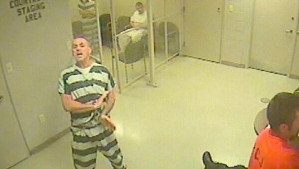 Texas Prisoners Break Free... to Help Jailer?! - Sputnik International