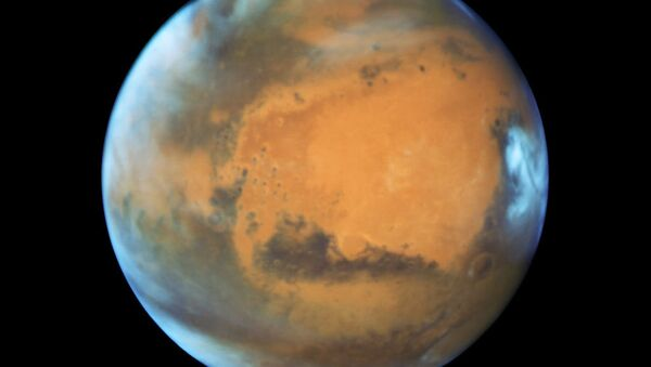 Researchers believe they have discovered water on Mars - Sputnik International
