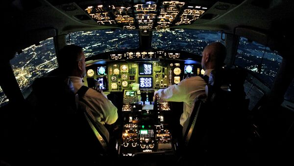 Cockpit - Sputnik International