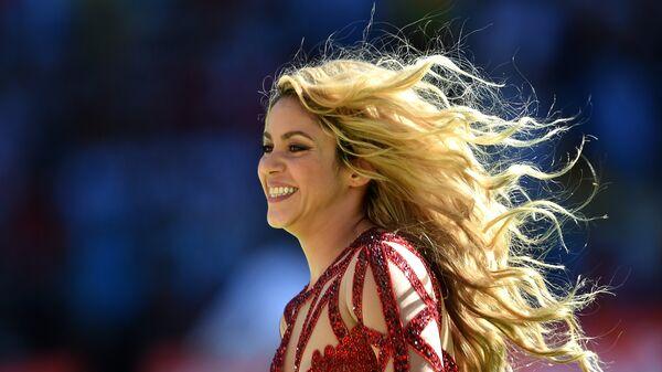 Colombian singer Shakira (File) - Sputnik International