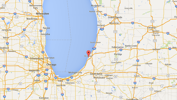 St. Joseph, Michigan - Sputnik International