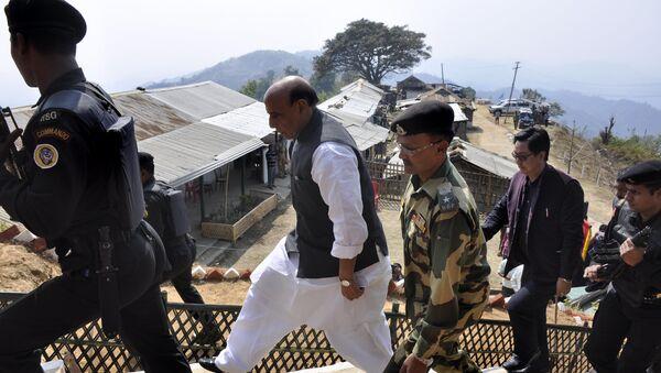 Indian Home Minister Rajnath Singh (File) - Sputnik International