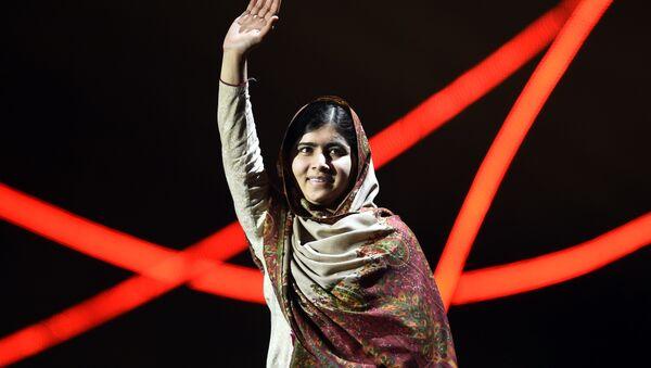 Malala Yousafzai - Sputnik International