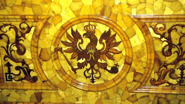 A fragment of the Amber Room - Sputnik International